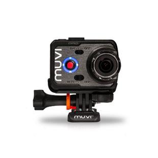 VEHO Muvi K-2 PRO 4 k Actioncam Bundle mit Case - Bild 1