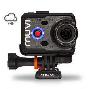 VEHO Muvi K-2 SPORT Actioncam Bundle mit Case - Bild 1