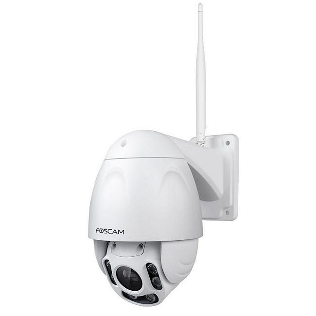 Foscam FI9928P 2 Megapixel FULL HD WLAN PTZ Dome Überwachungskamera mit 4-fach optischem Zoom - Bild 1