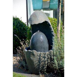Dobar 96100e Design-Gartenbrunnen, inkl. Zubehör - Bild 1