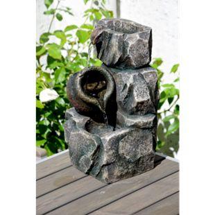 Dobar 96400e Design-Gartenbrunnen mit Amphore - Bild 1