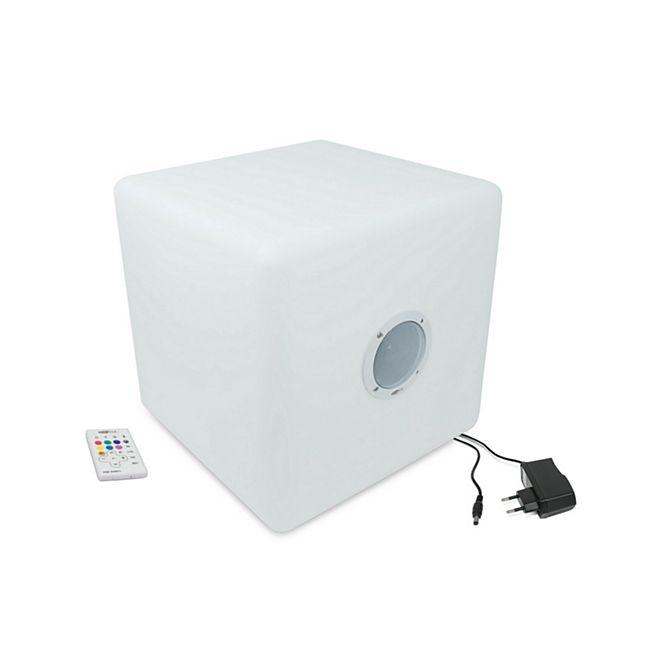 Caliber HSB 513BTL Außenlautsprechersystem in Würfelform - Bild 1