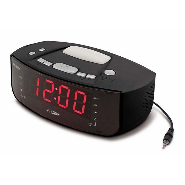 Caliber HCG 101 digitaler PLL FM Uhrenradiowecker - Bild 1