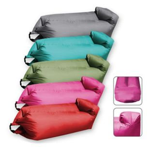 Luftsofa – Air Lounger rosa - Bild 1