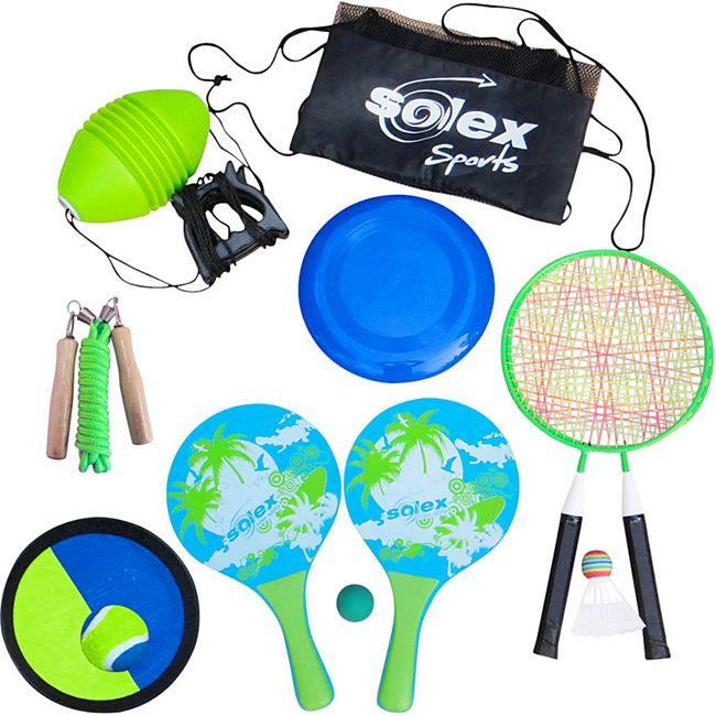 Solex Sports 6-in-1-Strandspiele-Set - Bild 1
