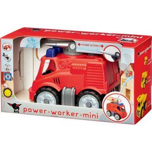 Power Worker Mini Feuerwehr - Bild 1