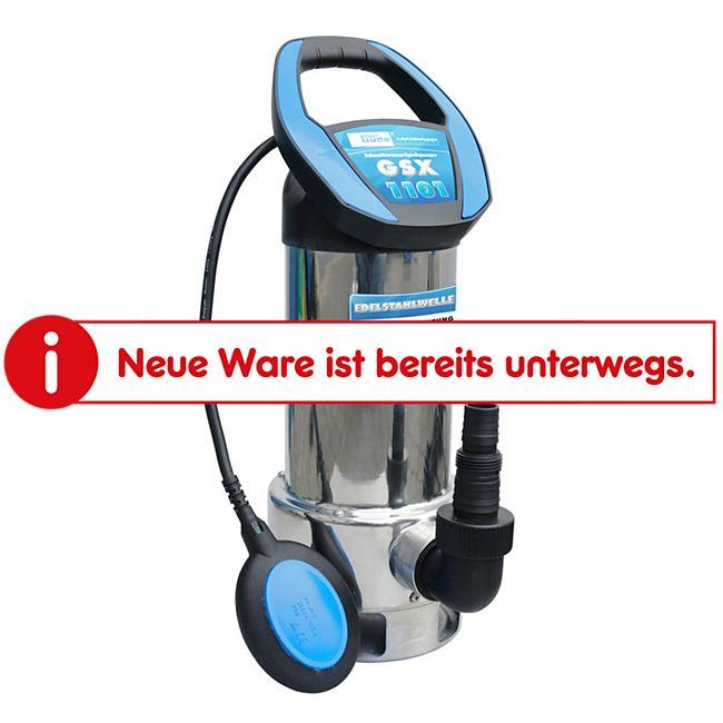Schmutzwassertauchpumpe GSX 1101 - Bild 1