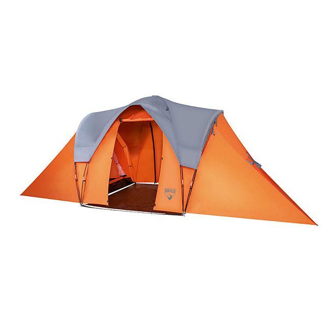 Pavillo Zelt Campbase X6 Tent 610x240x210 cm - Bild 1