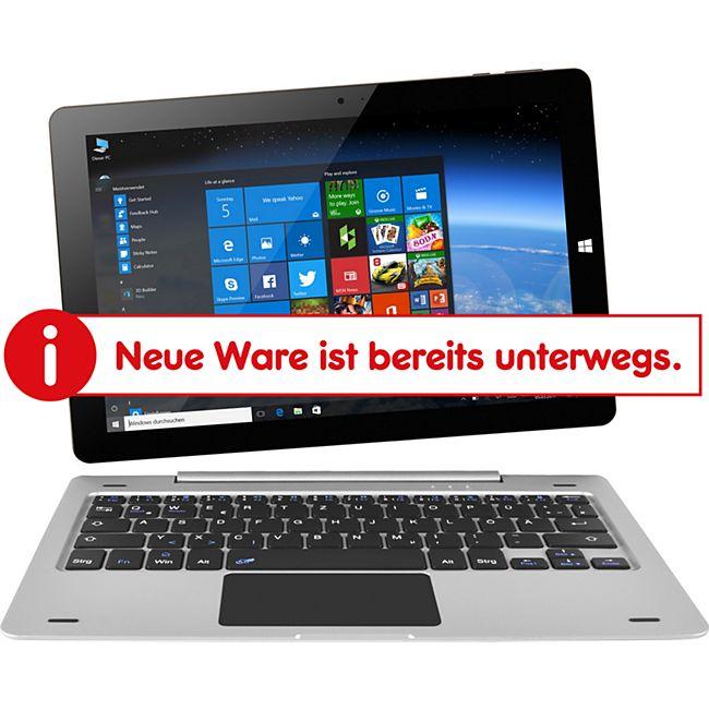 NINETEC Ultra Tab 10 Pro 25,65 cm (10,1 Zoll) Tablet PC silber - Bild 1