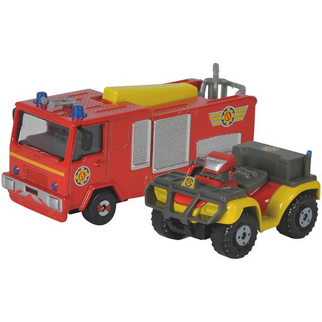 Feuerwehrmann Sam Fahrzeug, 2er - Jupiter-Mercury - Bild 1