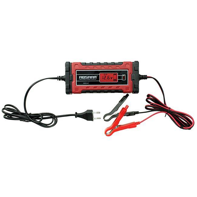 Absaar EVO 8.0 8A 12/24V Batterieladegerät - Bild 1