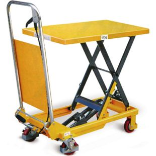Taurolifter Scheren-Hubtischwagen Traglast 150 kg - Bild 1
