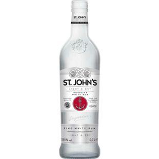 St. John's Weißer Rum 37,5 % vol 0,7 Liter - Bild 1