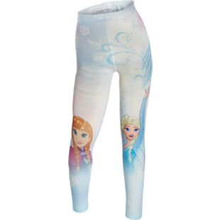 Mädchen Legging Frozen Anna & Elsa, Größe 92/98 - Bild 1