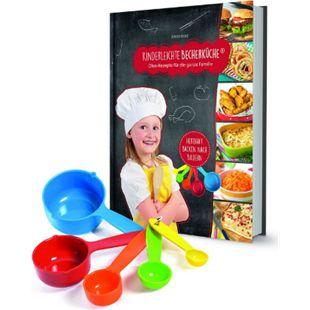 Backhilfe Kinderleichte Becherküche 6-tlg. Set herzhafte Rezepte - Bild 1