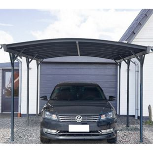 Home Deluxe Falo Carport, anthrazit - Bild 1