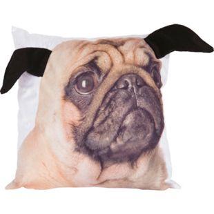 Tier Dekokissen Hund - Bild 1