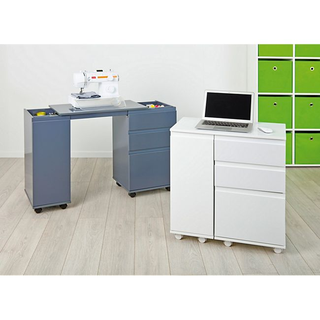 link 39 s laptop office in weiss online kaufen netto. Black Bedroom Furniture Sets. Home Design Ideas