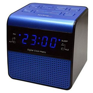 TechnoLine WT 463 Radiowecker - blau - Bild 1