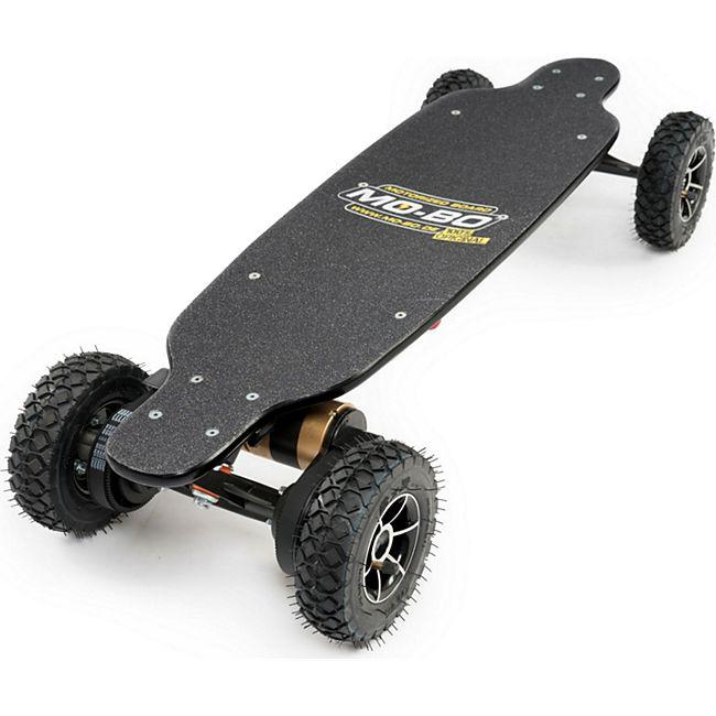 """""""MO-BO"""" Elektro-Skateboard  3200 Watt, 36V, Lithium 8.8 Ah - 8-fach bereift - Bild 1"""