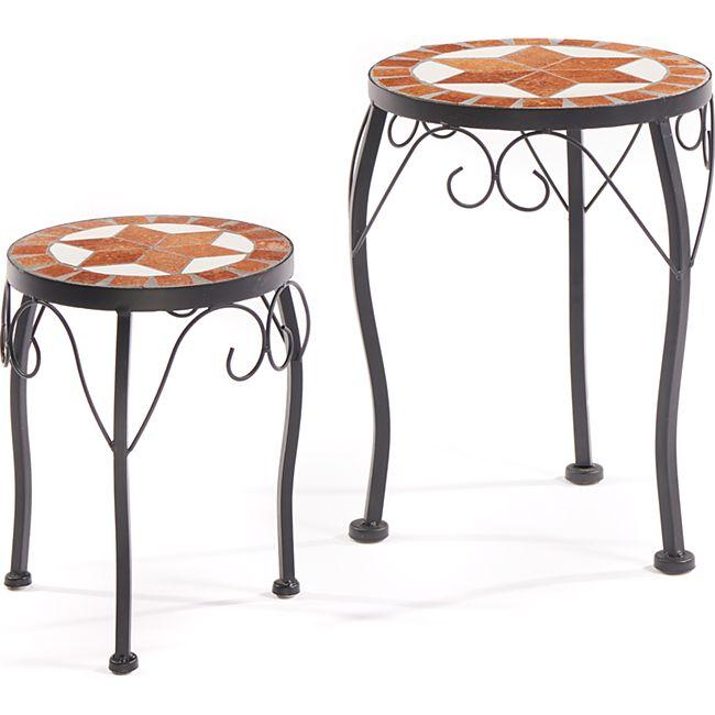 giardino mosaiktisch set italia online kaufen netto. Black Bedroom Furniture Sets. Home Design Ideas
