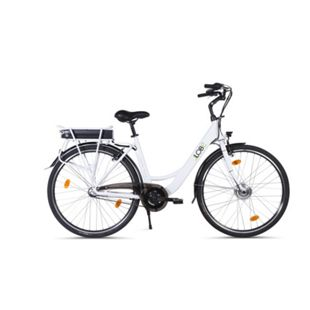 "Llobe 28"" City E-Bike blanche deux - Bild 1"