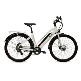 Llobe 27,5´´ City/Trekking E-Bike Voga Bianco
