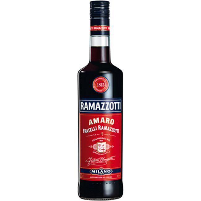 Ramazzotti Amaro 30,0 % vol 0,7 Liter - Bild 1
