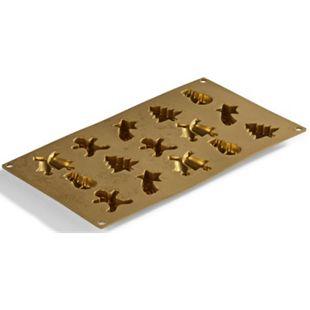 Kitchen Club Pralinenform Silikon-Gold - Bild 1