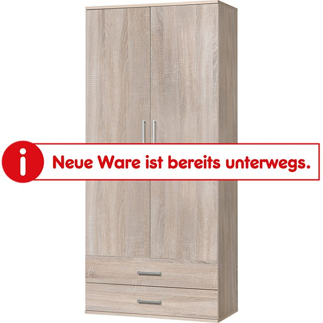 Schrank Ronny, 2 Türen, 2 Schubladen - Bild 1