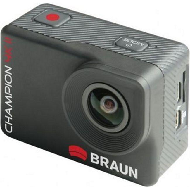 BRAUN Champion 4K II UHD ActionCam WiFi - Bild 1