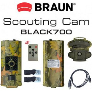 BRAUN Scouting Cam Black700 - Bild 1