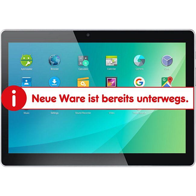 Jay-tech TXE10DS 25,6 cm (10,1 Zoll) Tablet PC - schwarz - Bild 1