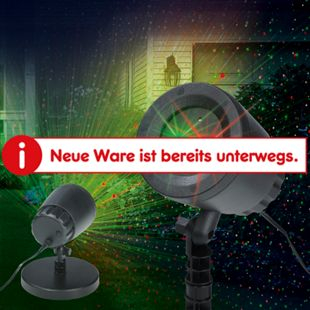 EASYmaxx Laserstrahler Lichtpunkte rot+grün - Bild 1
