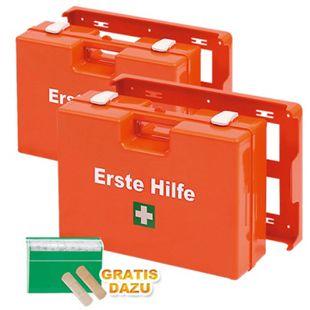 BRB Erste-Hilfe-Koffer-Set mit Pflasterspender - Bild 1