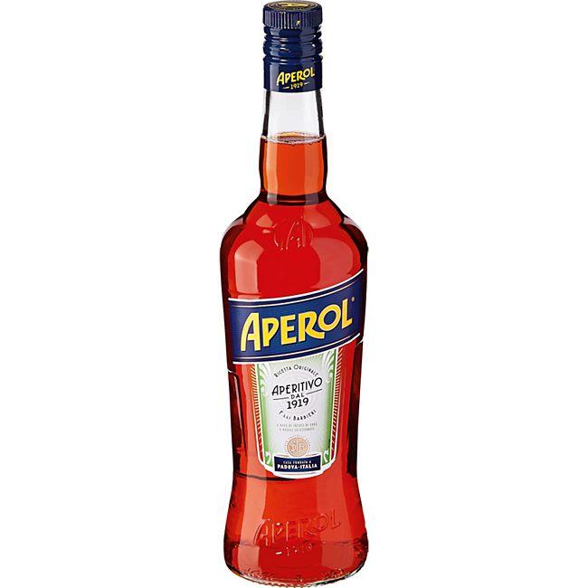 Aperol Aperitivo 11,0 % vol 0,7 Liter - Bild 1