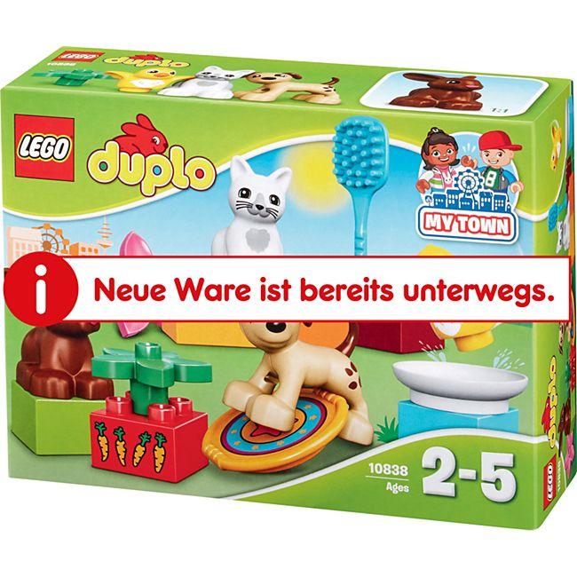 LEGO® Sortiment - Duplo Haustiere - Bild 1