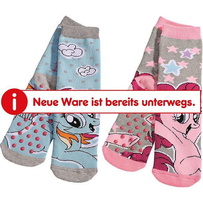 Kinder ABS Socken My Littly Pony Gr. 23/26 - Bild 1