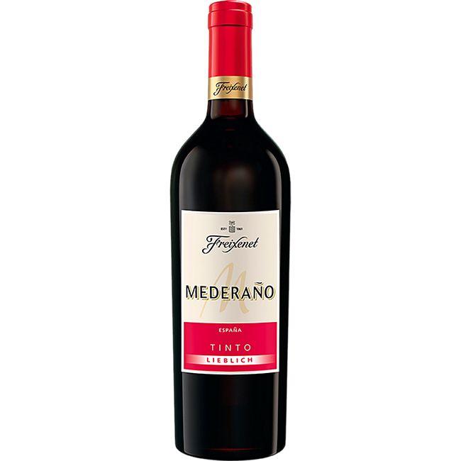Freixenet Mederaño Tinto lieblich 12,5 % vol 0,75 Liter - Bild 1
