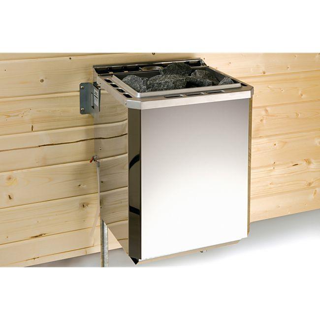 weka Saunaofen-Set 7,5 BioS mit Ofenanschlußkabel - Bild 1