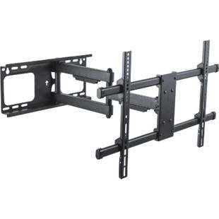 PureMounts PM-FM50-600 - Neigbare und schwenkbare TV / Monitor Wandhalterung - Bild 1