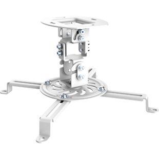 PureMounts PM-SPIDER-10W - Neigbare und schwenkbare Deckenhalterung für Beamer und Projektor - Bild 1