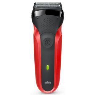 Braun Series 3 Rasierer rot - Bild 1