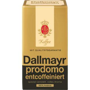 Dallmayr Prodomo entcoffeiniert 500 g - Bild 1