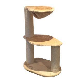 Silvio Design Katzenbaum Bodo beige - Bild 1