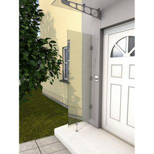 Gutta HD klar Vordach-Seitenteil, 60 x 180 cm - Bild 1