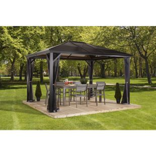 Sojag Verona Gartenpavillon 298 x 298 cm - Bild 1