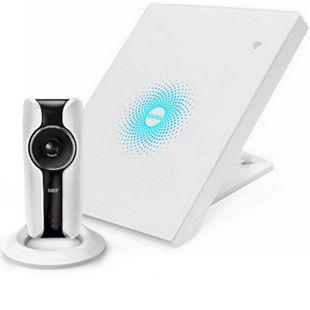 MKT  FO1402 Funk WiFi Alarmanlage mit HD WIFI Kamera - Bild 1