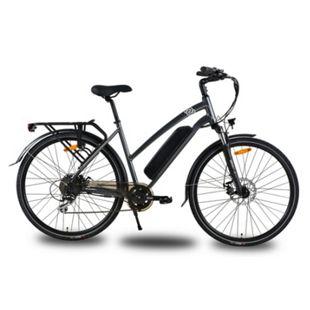 Vecocraft elektro Trekkingbike Athena 8 grau