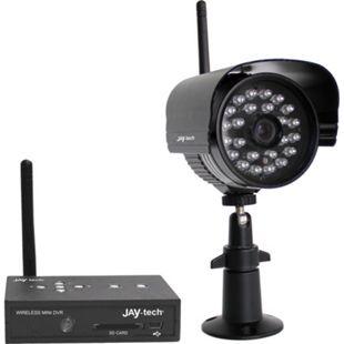 Jay-Tech D808S  Überwachungskamera- Set 1 Kamera - Bild 1